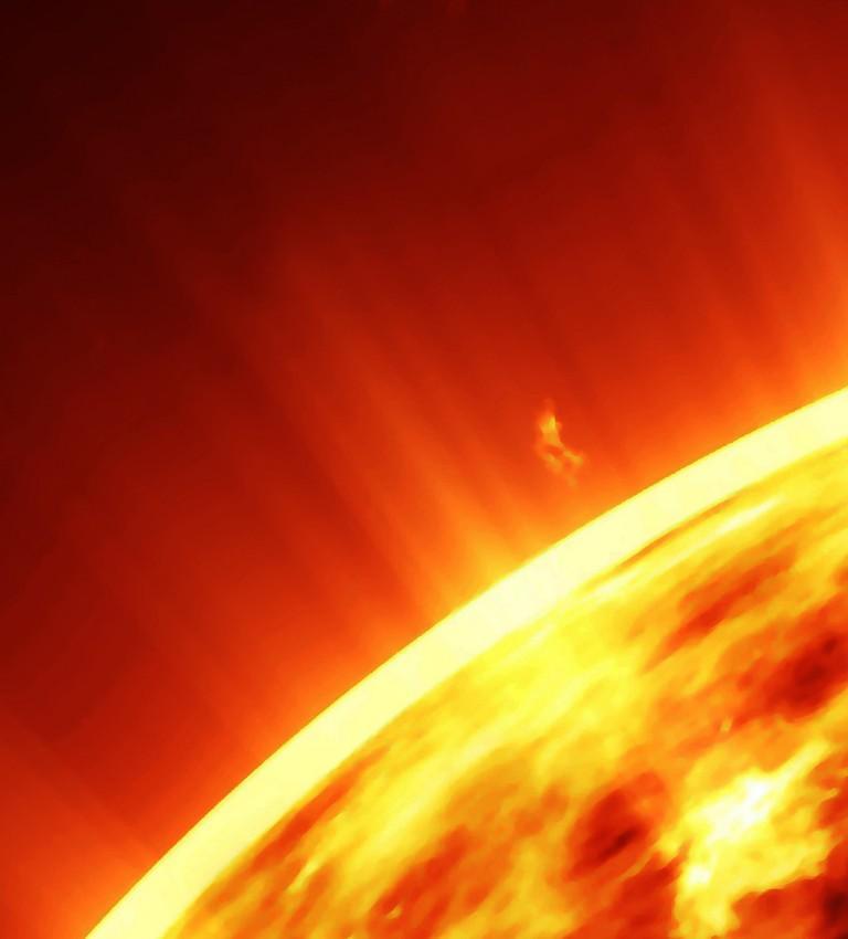 Tajemnice słonecznych promieni