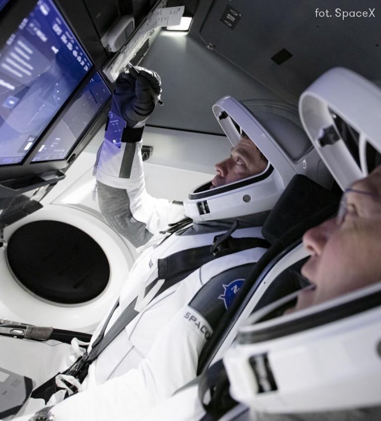 SpaceX - nieziemskie wyzwanie!