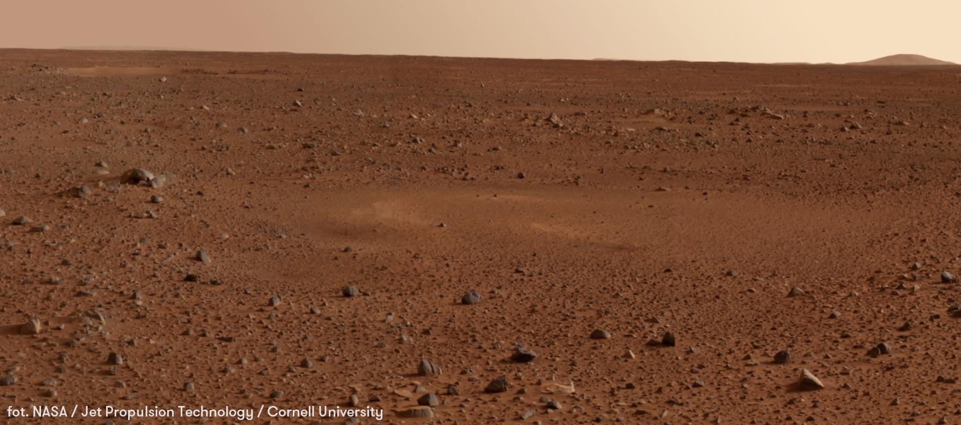 W obronie życia na Marsie