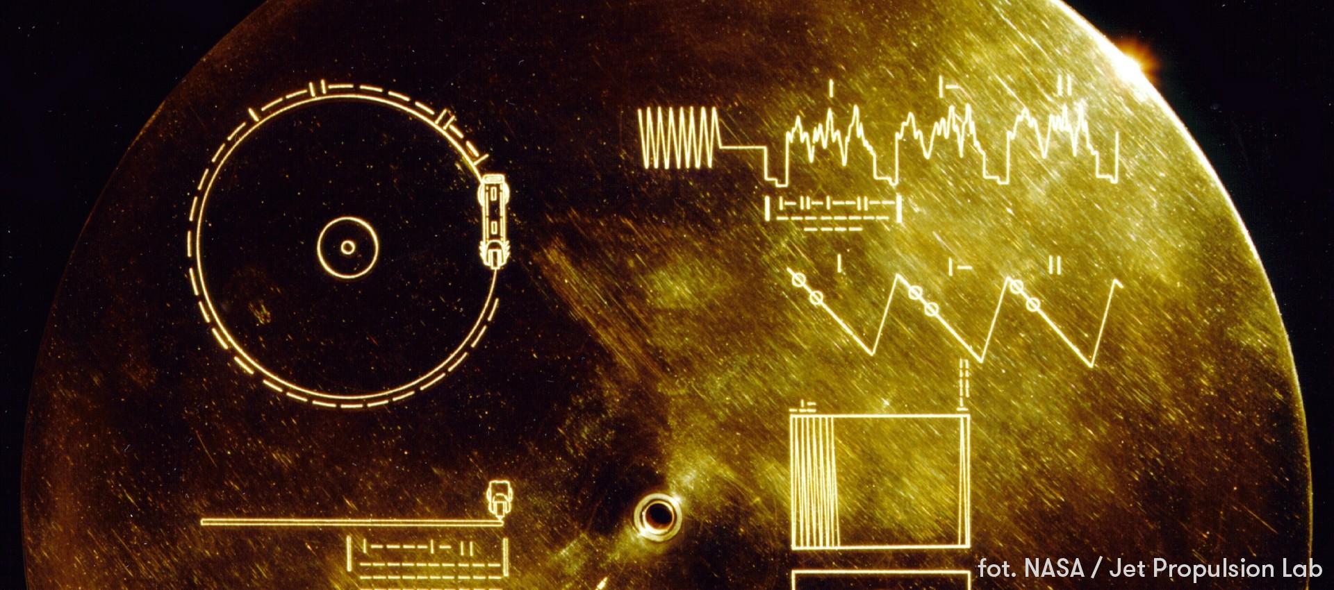 40 lat misji kosmicznej Voyager 1