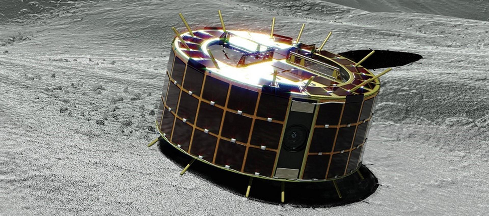 Japonia zdobyła asteroidę Ryugu