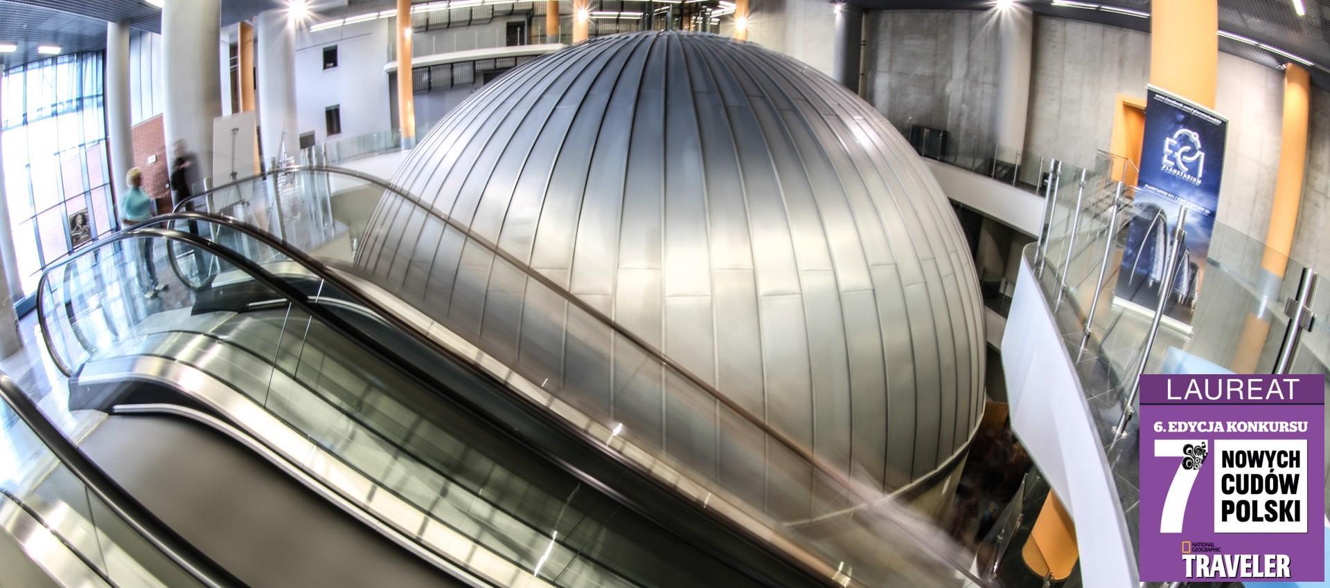 Planetarium EC1 otwarte!
